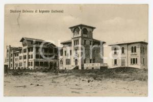 1922 LIGNANO SABBIADORO - LATISANA Staziona balneare - Cartolina FP VG