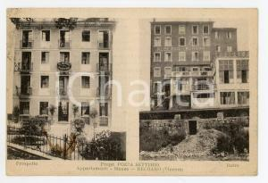 1925 RECORARO TERME (VI) Alberto Aurora di Settimio POZZI Cartolina FP VG