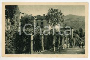 1919 ROVERETO (TN) Viale dei Colli - Cartolina ANIMATA FP VG