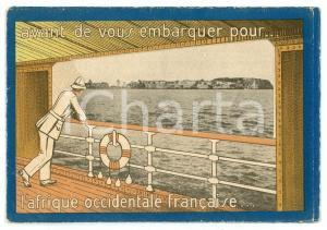 1950 ca AFRIQUE OCCIDENTALE FRANCAISE