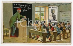 1911 ENGHIEN Les Cultivateurs du Hainaut - ALFA LAVAL Carte postale ILLUSTRÉE FP