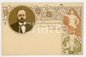 1900 ca FRANCE Affaire DREYFUS - Carte postale