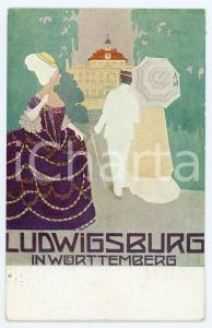 1911 LUDWIGSBURG IN WUERTTENBERG