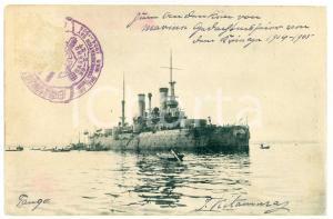 1905 ca RUSSO-JAPANESE WAR Fleet - Postcard