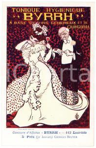 1910ca BYRRH Tonique hygienique - Illustration by Georges BRUYER Carte Postale