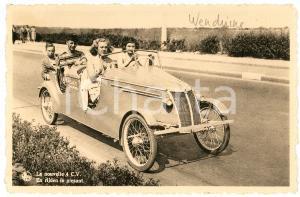 1951 WENDUINE (BELGIQUE) AUTOMOBILISME - La nouvelle 4 C.V. CLAEYS - Postcard