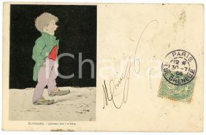 1906 PARIS MONTMARTRE Cabaret des Quat'z'Arts - Postcard