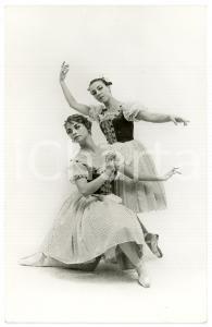 1950 NEDERLANDS BALLET Jeannine VAN THOR Gabrielle Mariette ABBINK Foto seriale