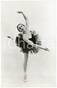 1950 ca NEDERLANDS BALLET Irène DE VOS Fotografia seriale 9x14 cm