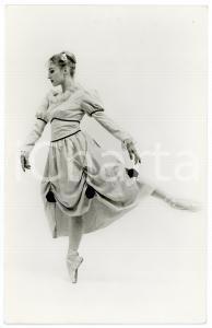 1950 ca NEDERLANDS DANS THEATER Mariana HILARIDES Fotografia seriale 9x14 cm