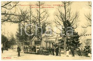 1911 ROUBAIX Expo du Nord de la France - Avenue Jussien - Miniature-Railway