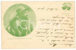1904 SPIRITISME Ordonoff et son medium - Carte postale FP VG