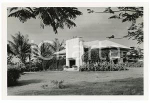 1949 BURUNDI - USUMBURA - Résidence du Commissaire provincial ^Photo J. MULDERS