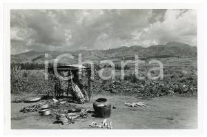 1949 BURUNDI Un aspect des montagnes - Photo J. MULDERS 18x12 cm