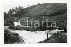 1949 RUANDA Chutes de la MUKUNGWA - RWAZA - Photo J. MULDERS 18x12 cm