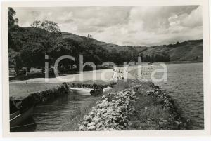 1948 RUANDA - Lac KIVU - KISENYI - Plage - Photo EEMAN 18x12 cm