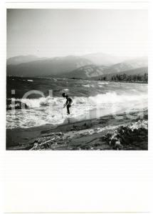 1946 BURUNDI - USUMBURA - Plage du lac TANGANYKA - Photo E. LEBIED ANIMEE