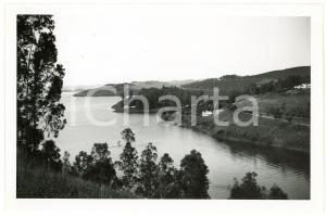 1949 RUANDA - Lac KIVU - Territoire de SHANGUGU - Photo DE POOTER 18x12 cm