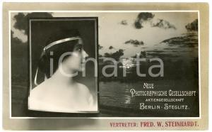 1909 BERLIN STEGLIZ Neue Photographische Gesellschaft - NPG - RARE Postcard