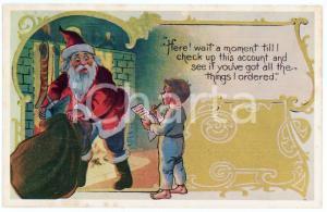 1910 ca. CHRISTMAS -