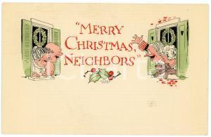 1900 ca CHRISTMAS -