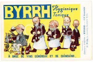 1910 ca BYRRH Tonique hygienique - Artist Gustave BOFA - Carte Postale