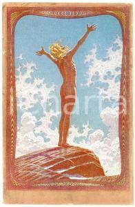 1910 ca GERMANY Artist FIDUS -