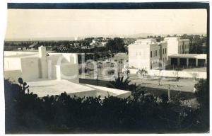 1920 ca ALGERIA - Veduta cittadina  - Foto VINTAGE 14x9 cm