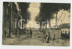 19007 FOREST - BELGIQUE Avenue de la Verrerie - Carte postale FP VG