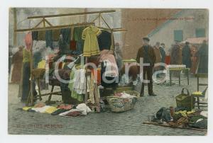 1910 ca BELGIQUE - PETITE MÉTIERS Marchande de Toilette - Carte postale FP NV