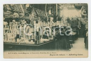 1904 BRUXELLES Grands Magasins: A l'Innovation - Rayon rubans - Carte postale