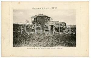 1918 WW1 CAMPAGNE D'ORIENT - NEGOCANI / MONASTIR (SERBIA) Ferme serbe - Postcard