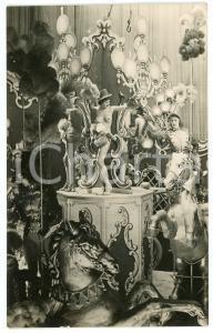 1950 ca VINTAGE EROTIC PARIS Folies Bergère - Nude dancers (3) Photo 9x14 cm