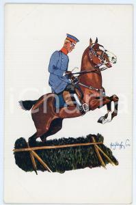 1904 Artist Fritz SCHÖNPFLUG - Austro-Hungarian Army - Cavalry officer (1)