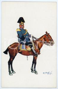 1904 Artist Fritz SCHÖNPFLUG - Austro-Hungarian Army - Cavalry officer (2)