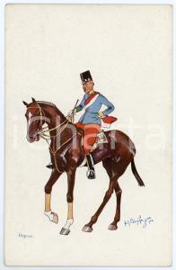 1903 Artist Fritz SCHÖNPFLUG - Austro-Hungarian Army - Cavalry (2)