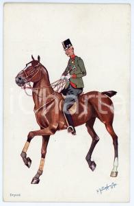 1903 Artist Fritz SCHÖNPFLUG - Austro-Hungarian Army - Cavalry (3)