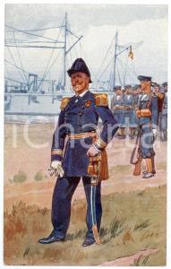 1900 ca Artist Ludwig KOCH - Austro-Hungarian Army - Navy - Postcard