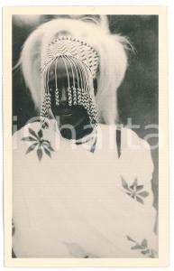 1930 ca C. ZAGOURSKI «L'Afrique qui disparaît» RUANDA Mère du Roi - Postcard 99