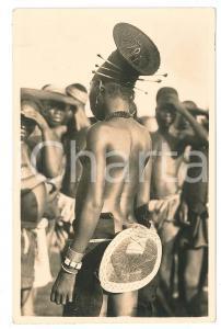 1930 C. ZAGOURSKI «L'Afrique qui disparaît» NIAPU Toilette de femmes MANGBETU