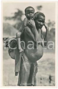 1930 ca C. ZAGOURSKI «L'Afrique qui disparaît» Pr. Or. ITURI type - Postcard 80