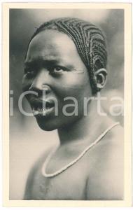 1930 ca C. ZAGOURSKI «L'Afrique qui disparaît»  Equateur - Femme M'BOUAKA - n.20