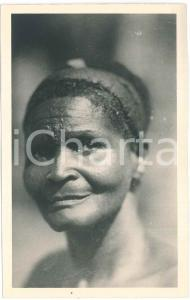 1930 ca C. ZAGOURSKI «L'Afrique qui disparaît»  Femme BANZA - Postcard n.17