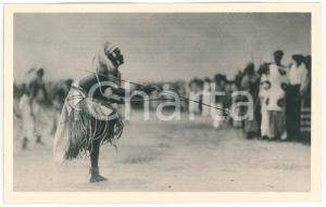 1930 ca C. ZAGOURSKI «L'Afrique qui disparaît» RUANDA Danses - Postcard 115