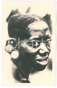 1930 C. ZAGOURSKI «L'Afrique qui disparaît» - URUNDI - Une femme *Postcard n.112