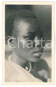 1930 C. ZAGOURSKI «L'Afrique qui disparaît» - RUANDA - Jeune MUTUDZI *Postcard