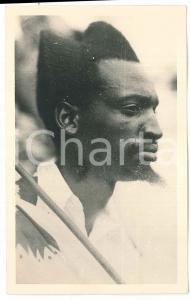 1930 C. ZAGOURSKI «L'Afrique qui disparaît» - RUANDA - Homme MUTUDZI *Postcard