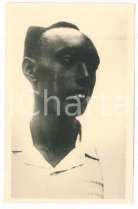 1930 ca C. ZAGOURSKI «L'Afrique qui disparaît» Le roi du Ruanda - Postcard 98