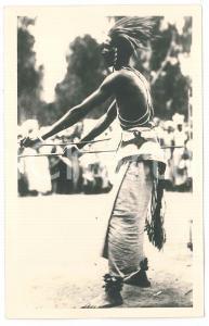 1930 ca C. ZAGOURSKI «L'Afrique qui disparaît» RUANDA - Un danseur - Postcard 91