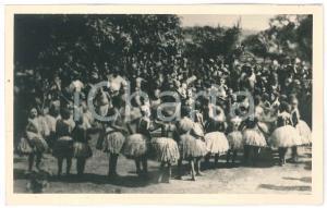 1930 ZAGOURSKI «L'Afrique qui disparaît» AEF Fête de circoncision *Postcard 128